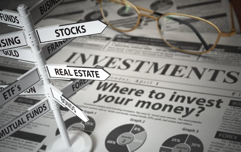 Wealth Management Sign